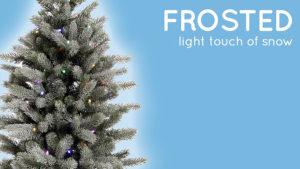 We Offer Light Flocking, Sometimes Called 'Frosting'